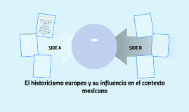 Escuela Historicista