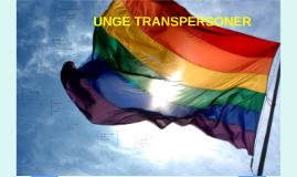 Unge Transpersoner