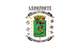 Leonforte Tra reale e virtuale: percorso storico monumentale