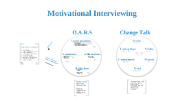 Copy of Motivational Interviewing I