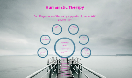 how to become a humanistic therapist