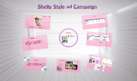Shelly Style ad Campaign