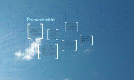Copy of Pronomineista