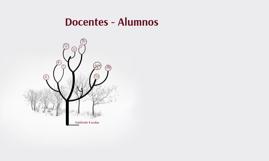 Docentes - Alumnos