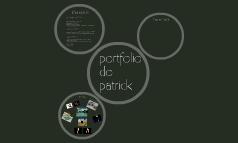 Portfolio do patrick