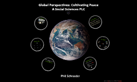Global Perspectives: Cultivating Peace