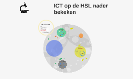 ICT op de HSL nader bekeken