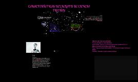 Copy of CARACTERÍSTICAS DEL RELATO DE CIENCIA FICCIÓN