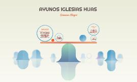 AYUNOS IGLESIAS HIJAS