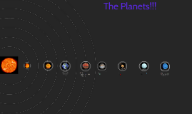 Copy of The Planets!!!