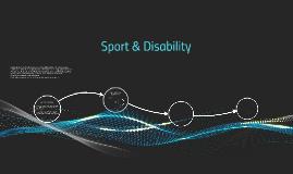 Sport & Disability