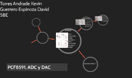 PCF8591, ADC y DAC
