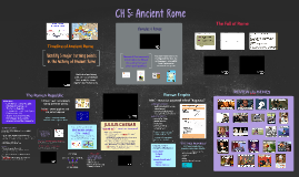 CH 5: Ancient Rome