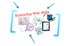 Copy of Evaluating web sites
