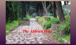 Copy of The Appian Way
