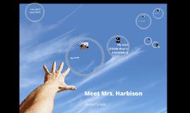 Copy of Meet Mrs. Harbison