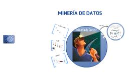 Ejemplo Mineria datos