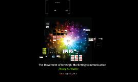 2017 Strategic Marketing Communication