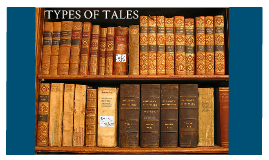 Types of Tales
