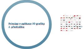 2. Přednáška 3D
