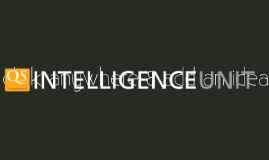QS Intelligence Unit