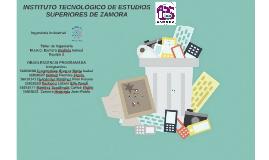 INSTITUTO TECNOLÓGICO DE ESTUDIOS SUPERIORES DE ZAMORA