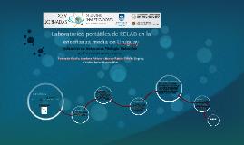 Laboratorios portátiles de RELAB en la enseñanza media de Ur