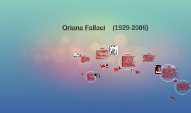 Copy of Oriana Fallaci    (1929-2006)