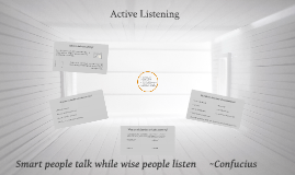 Copy of Active Listening