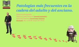 Patologías FC en cadera.
