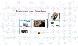 Deutschland in der Presse Irans