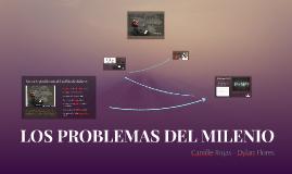 LOS PROBLEMAS DEL MILENIO