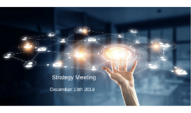 Strategy Meeting