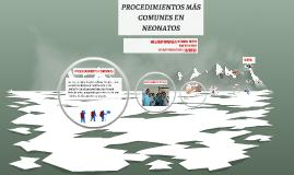 CUIDADOS GENERALES EN LOS NEONATOS