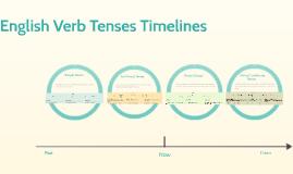 Verb Tense Timeline