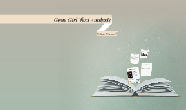 Gone Girl Text Analysis