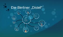 """Copy of Die Berliner """"Distel"""""""