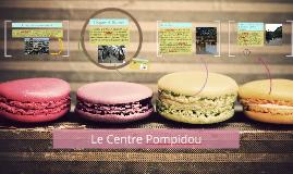 Copy of Le Centre Pompidou