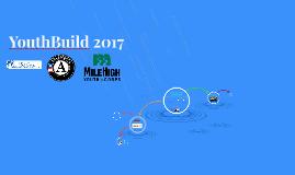 YouthBuild 2017