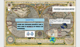 PARALELOS Y MERIDIANOS II