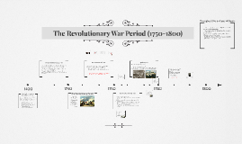 Unit 2: The Revolutionary War