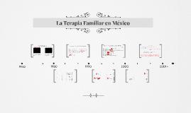 Copy of La Terapia Familiar en México