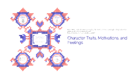 Copy of Character Traits, Motivations, and Feelings