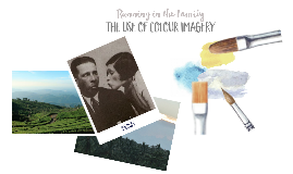 Running in the Family IOP {The use of Colour Imagery}