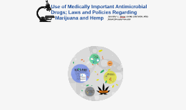 Legal Use of Antimicrobial Agents in CA