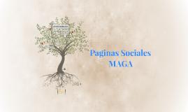 Copy of Paginas Sociales MAGA