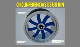 Circunferencias de un rin