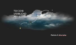 TSV MET II 2019 VISIBILIDAD