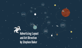 Advertising Layout and Art Direction by Stephen Baker
