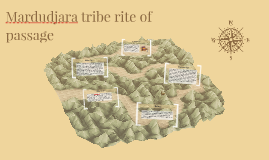 Copy of Mardudjara tribe rite of passage